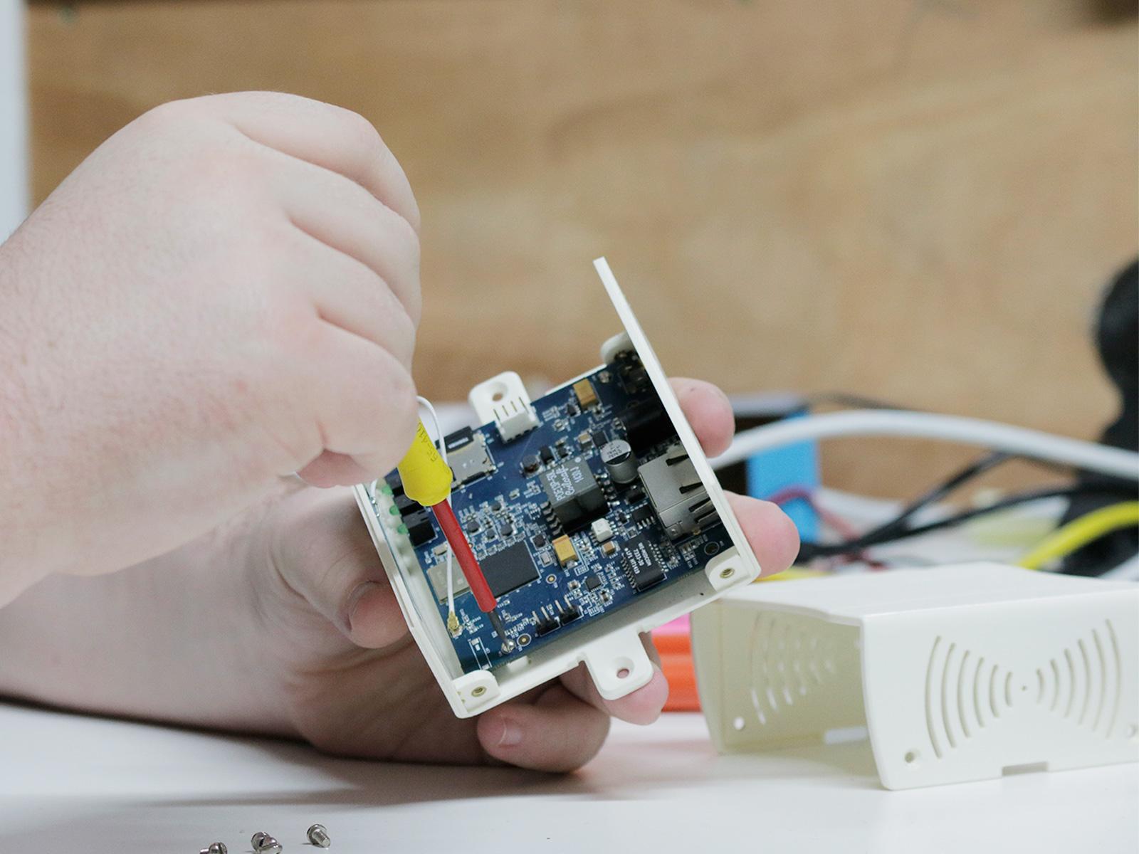 Using sensor technology to improve city congestion
