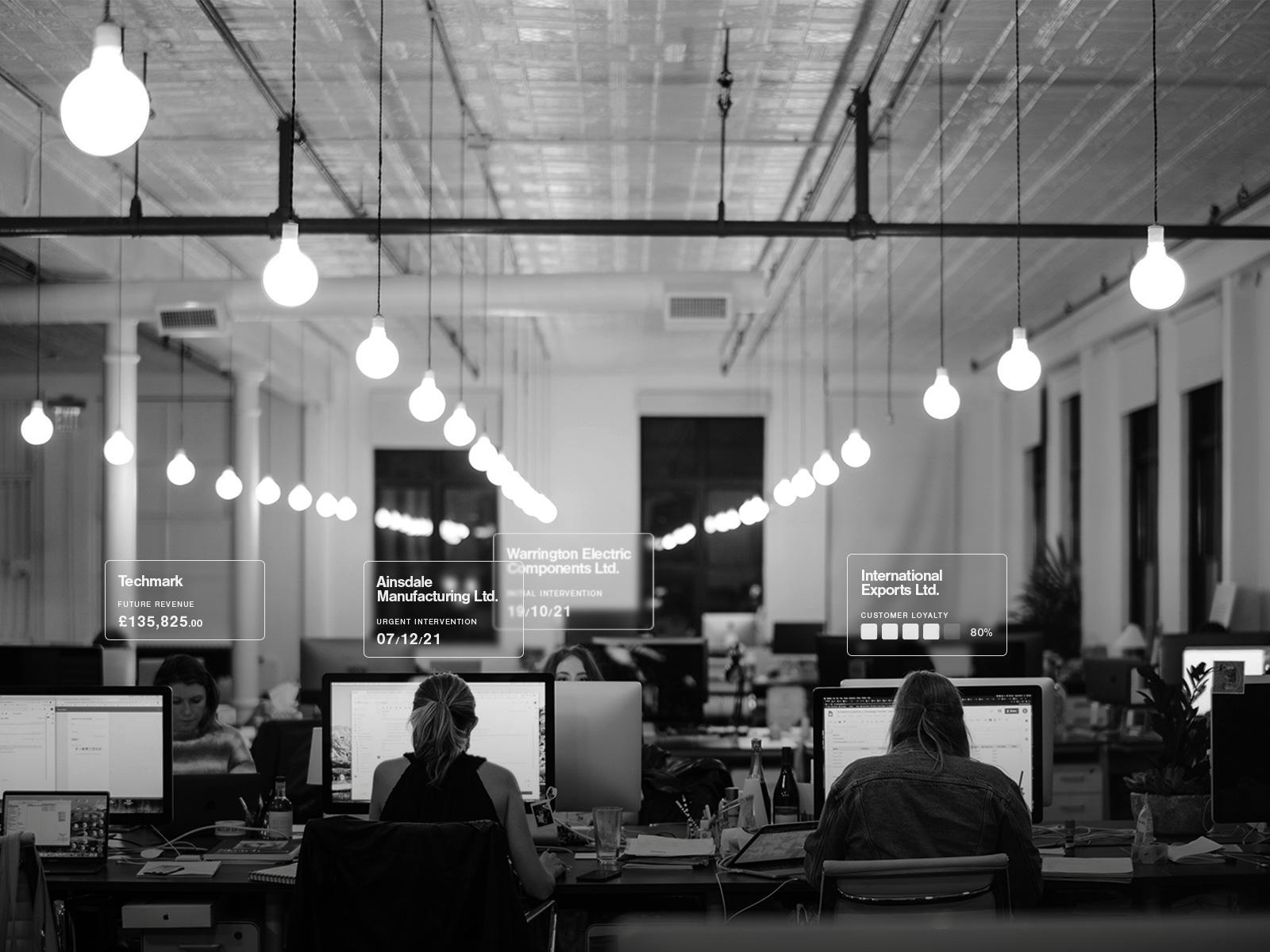 Designing a customer intelligence platform